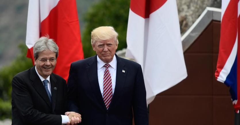 G7 unito contro Isis, non sul clima. Gentiloni: